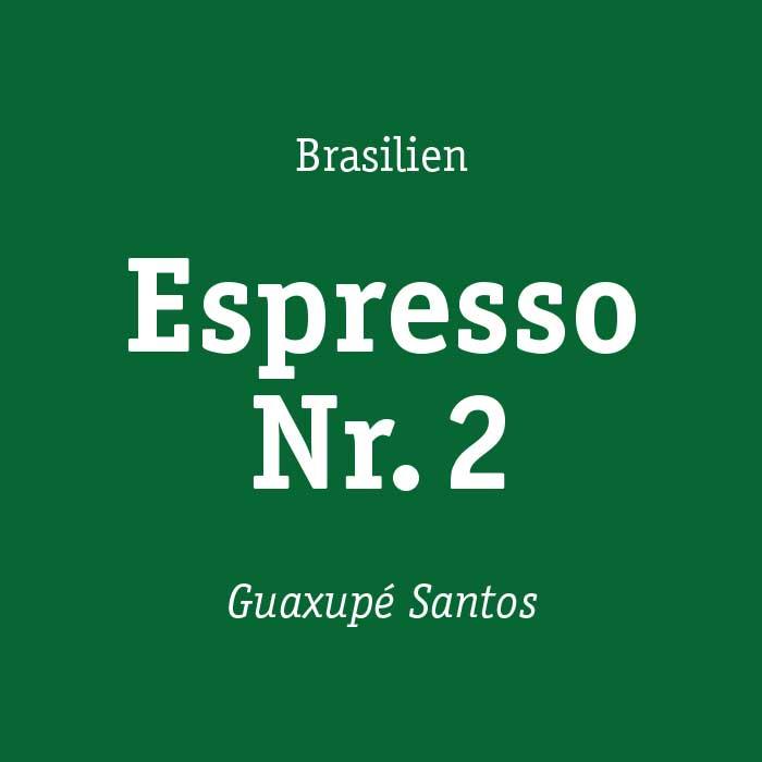 neue r sterei espresso online shop espresso nr 2 kaufen. Black Bedroom Furniture Sets. Home Design Ideas