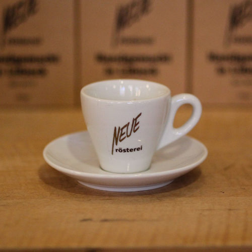 Espresso Tasse Neue Rösterei Lübeck