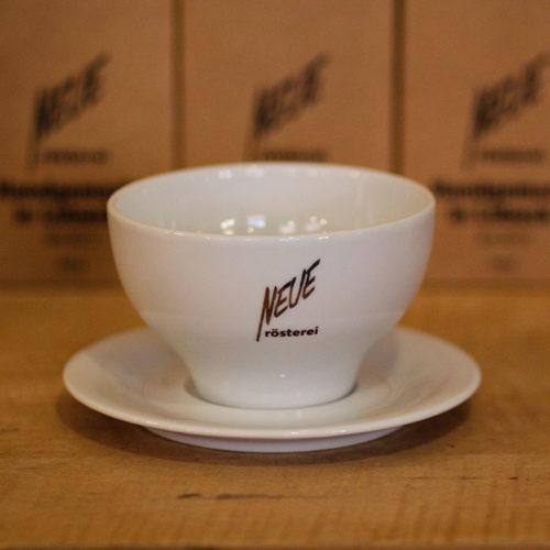 Milchkaffee Schale Neue Rösterei Lübeck