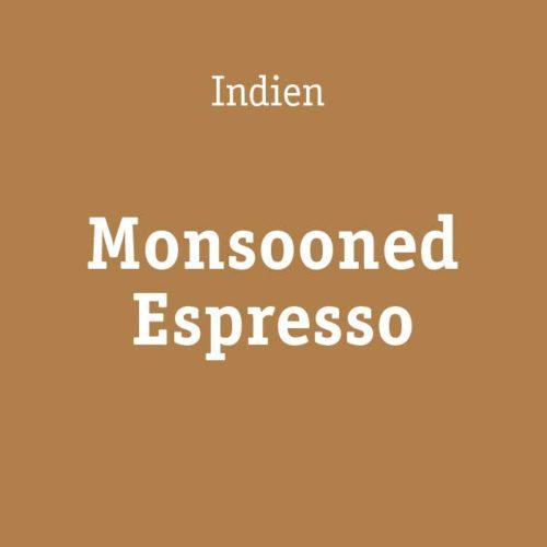 Espresso Monsooned Malabar