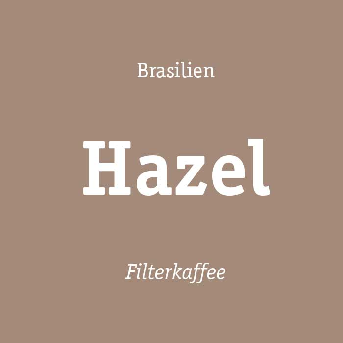 Kaffee Hazel kaufen