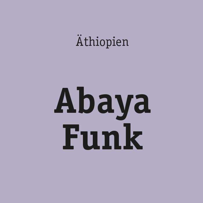 Abaya Funk Omni Roast