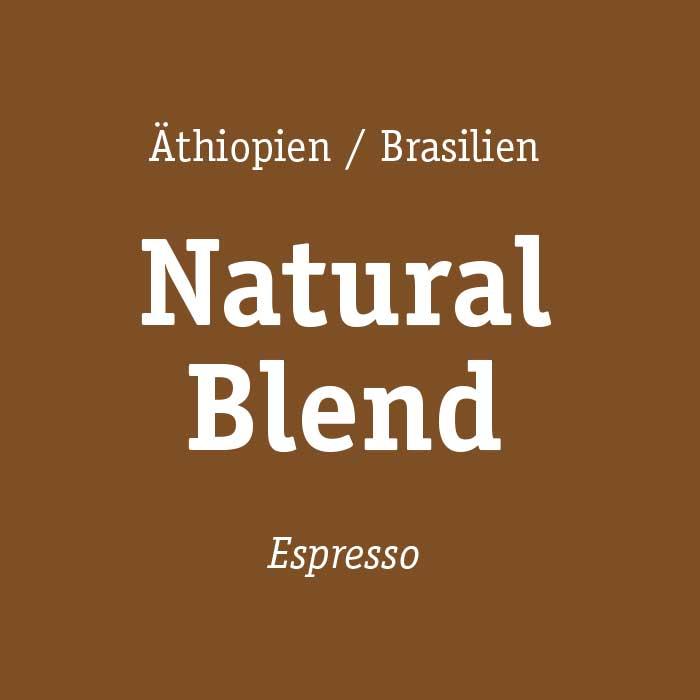 natural blend espresso kaufen